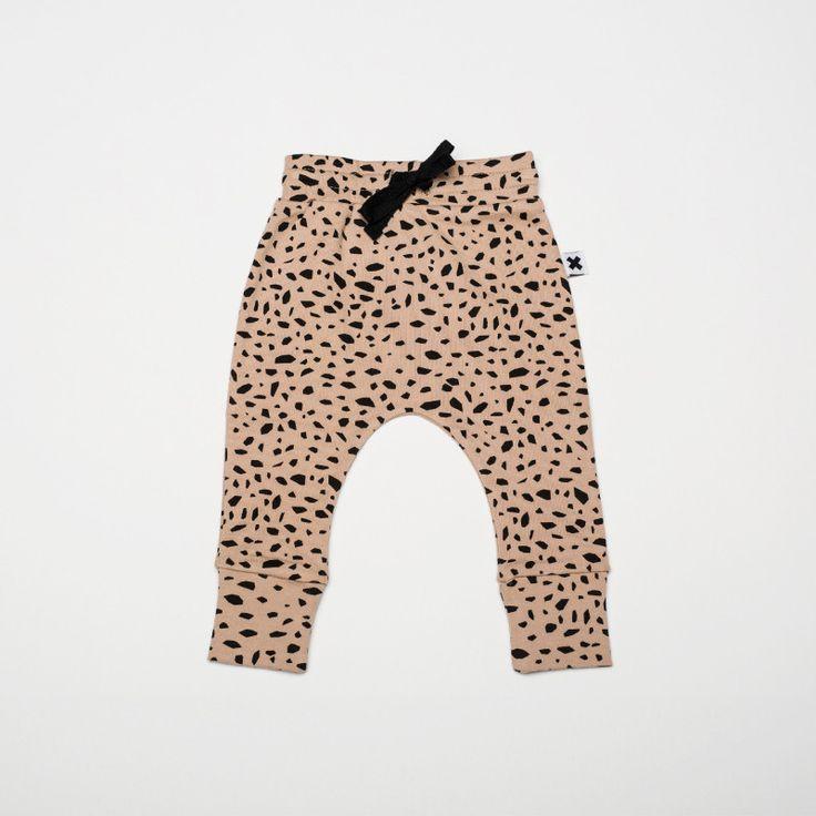 Wear Kids Play - Huxbaby | Terrazzo Drop Crotch Pant, $39.95 (http://www.wearkidsplay.com.au/products/huxbaby-terrazzo-drop-crotch-pant.html/)