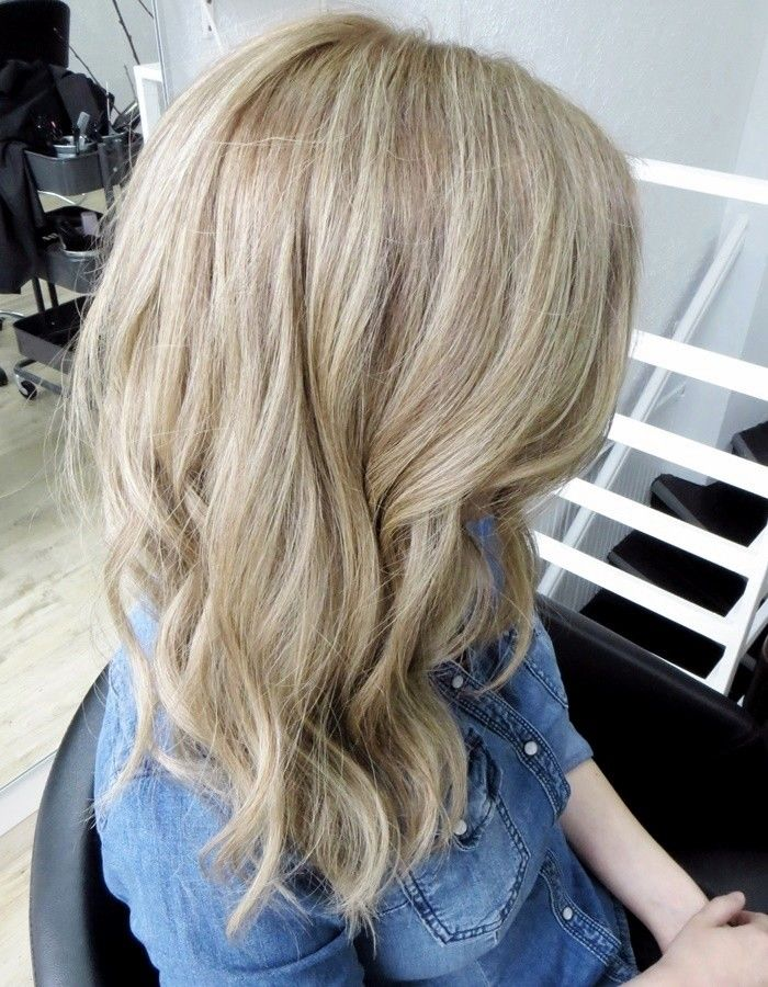 Makeover: Sand blonde - I'd rather hair you now | Lily.fi