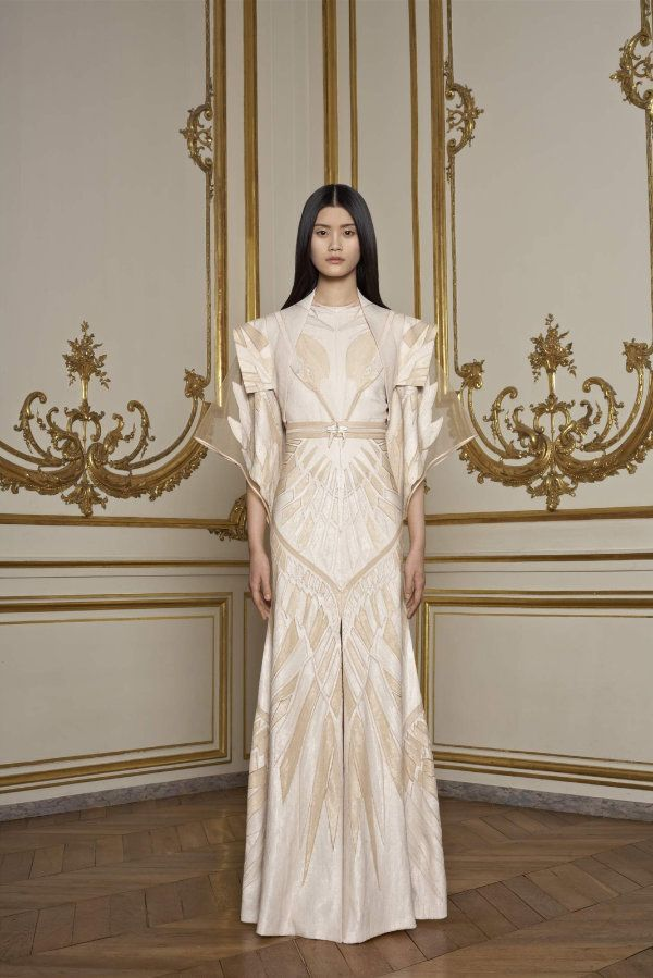 Givenchy Couture Spring 2011.