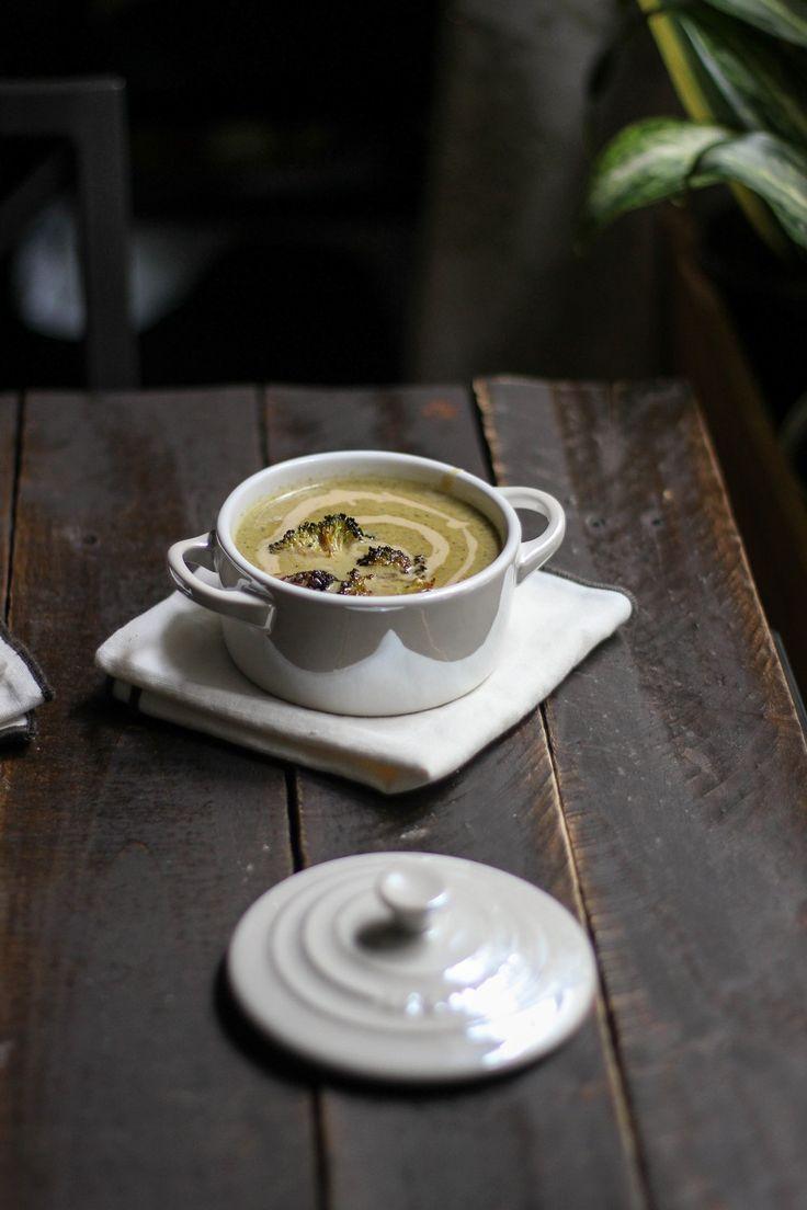soup a blogiversary more soups tahini broccoli creamy tahini tr creamy ...