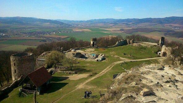 Saris castle