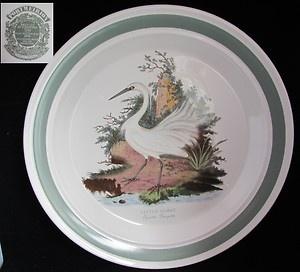 Portmeirion birds bowl.