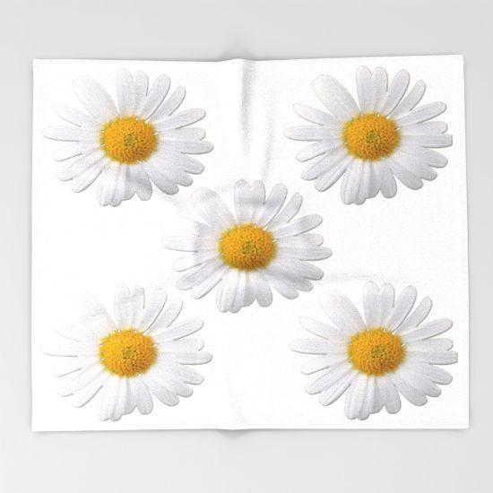 Spring Throw Blanket by Müge Başak - $49.00