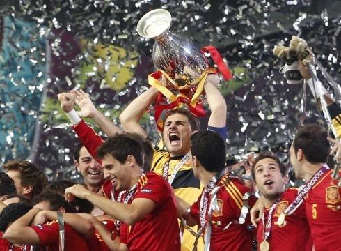 Final da Euro estabelece novo recorde no Twitter