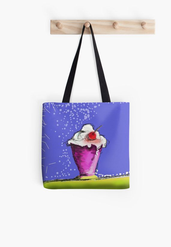 Sweet Frappe Tote Bag