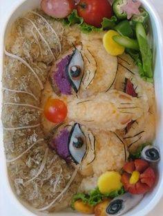 yubaaba bento, studio ghibli food | Sumally