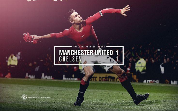 Manchester United Vs Chelsea 2014-2015 season