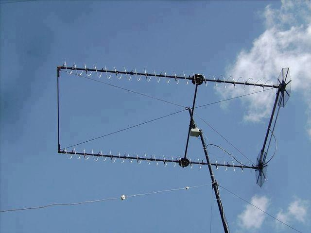 amateur quad antennas
