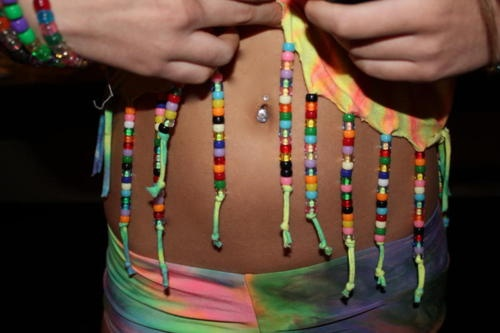 helllo rave outfit