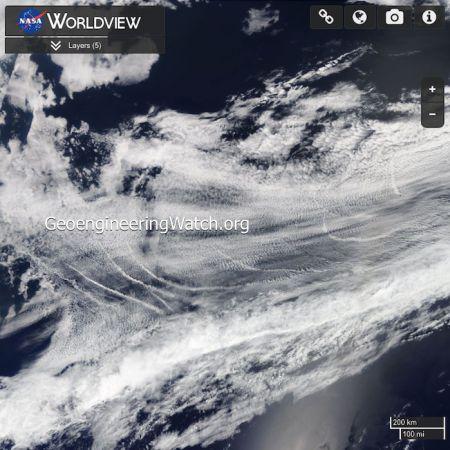 Climate Engineering Completely Manipulating Precipitation