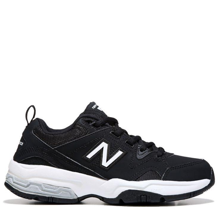 New Balance Women's 609 V2 Memory Top Sneakers (Black) - 9.5 B