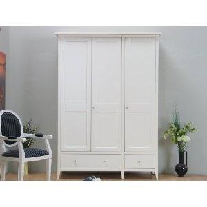3trg Schrank Mayflower weiß lackiert von IKEA