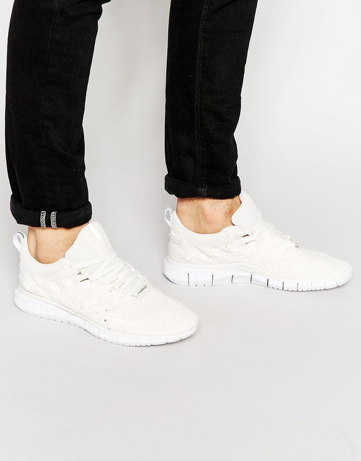 Trainers by Nike Woven, suede-look upper Lace-up fastening Padded, shaped  cuff Pull tab Wedged sole with flex grooves Textured waffle tread Wipe with  a damp ...
