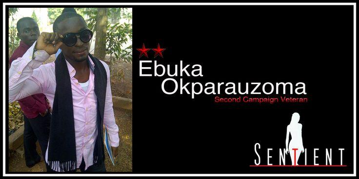Congratulations to Ebuka on his Sentient - Two star - Screenwriter's award.  http://www.sentient.tv/members/ebuka/profile/