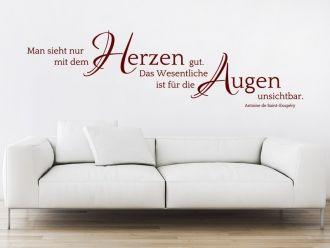 Zitate Rund Um Die Liebe Als Wandtattoo Hier Bestellen. ✓ Große Auswahl