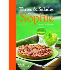 Un livre de cuisine de Sophie Dudemaine qu'il faut absolument posséder !