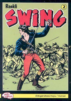 Esse GESSE tarafından yazılan Renkli Swing Sayı: 2 isimli kitabın konusu, tanıtım bilgileri, özeti, karakterleri, yazarı, yayınevi, incelemeleri ve okuyucu görüşleri, -Şimşek parıltılarının aydınlattığı karanlıkta, aniden boşanan şiddetli yağmurun adeta...