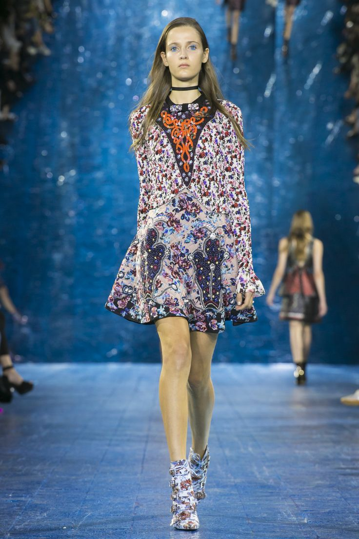 Look 12. Holbert Dress