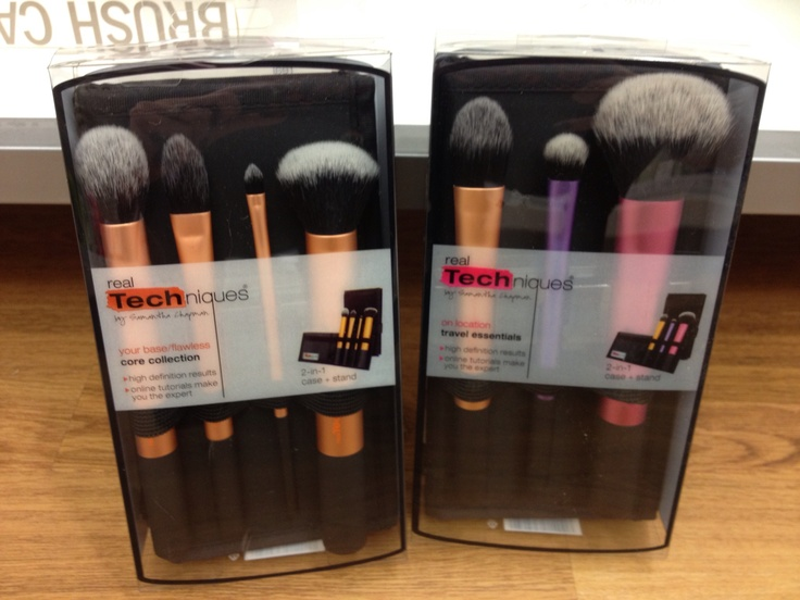 Great brushes, great deal!
