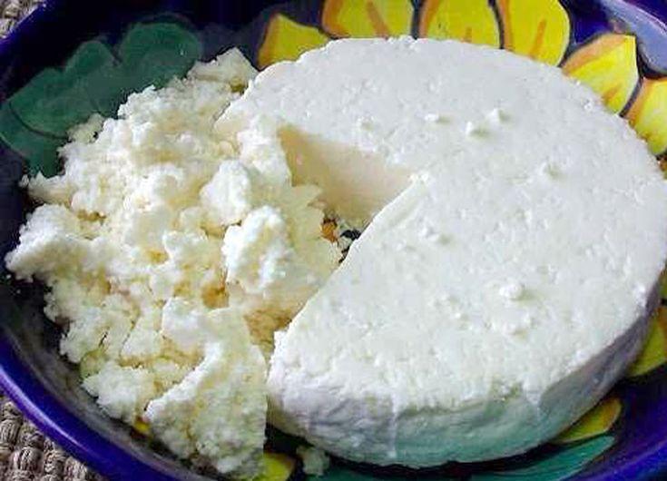 Receta de queso fresco