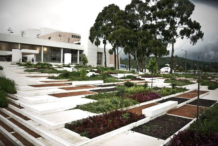 Arquitectura y Paisaje: espacios verdes colectivos para fomentar la lectura en Bogotá por Diana Wiesner,© Daniel Olarte
