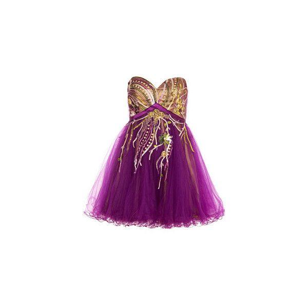 Dresses - SNOWDROP - Forever Unique ($220) ❤ liked on Polyvore featuring dresses, vestidos, purple, vestiti, purple dress, purple cocktail dresses, asos cocktail dresses, asos and asos dresses