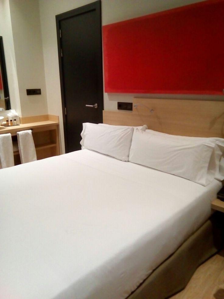 Hotel ambitbcn- Barcelona Hbitacion single.