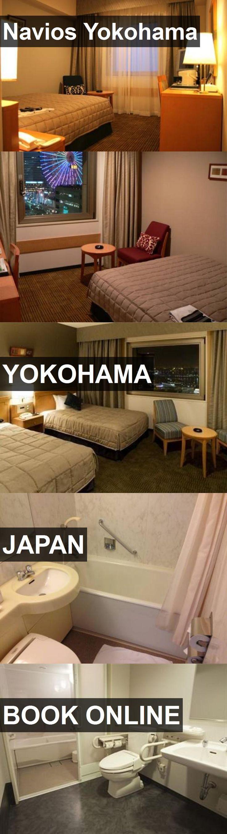 Hotel Navios Yokohama in Yokohama, Japan. For more information, photos, reviews and best prices please follow the link. #Japan #Yokohama #travel #vacation #hotel