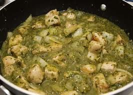 Simple and Yummy Chili Verde (Crockpot)
