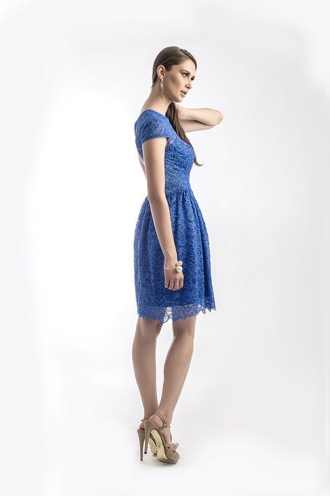 Cobalt Lacy Dress by Mireli24 Pentru nopți pline de senzualitate și clipe memorabile ai nevoie de o rochie care să îți evidențieze feminitatea. Rochia Lacy Cobalt Dress by Mireli24 este manifestul suprem al feminității! O puteti achizitona apasand pe link-ul de mai jos: http://goo.gl/mp4dQd