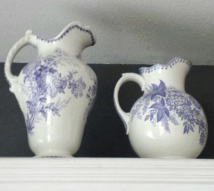 Decor Boule de Neige en Printemps van Societe Ceramique, mijn favoriete kannen