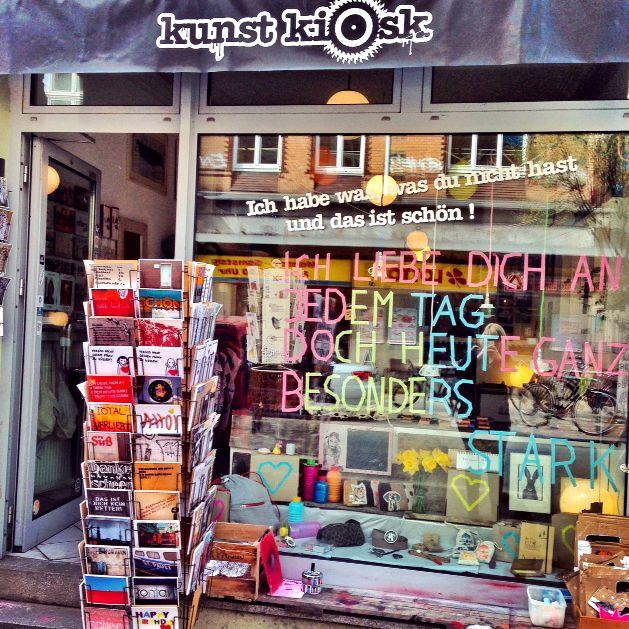 kunst kiosk hamburg