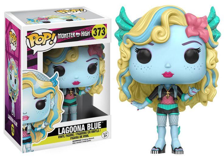 Pop! Monster High: Lagoona Blue