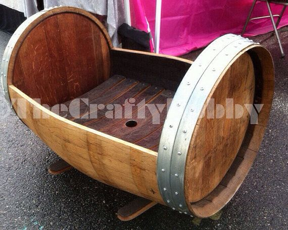 not practical except for a pirate 39 s baby wine barrel