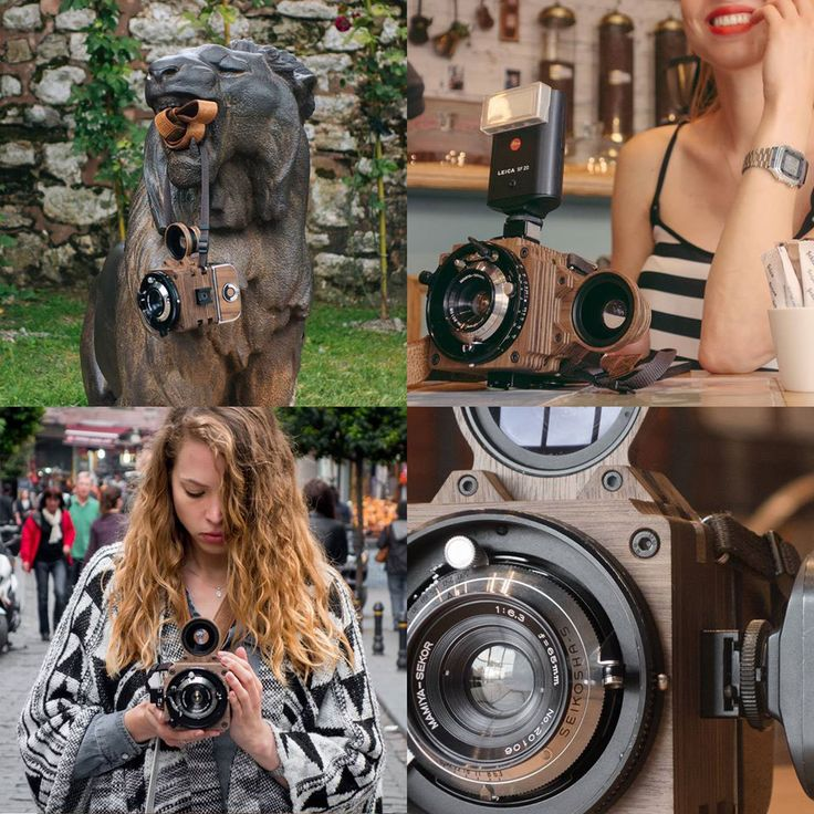 Goodman & Brown Custom Cameras on Behance