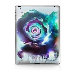 Flower Pattern Protective Sticker for iPad 1/2/3/4