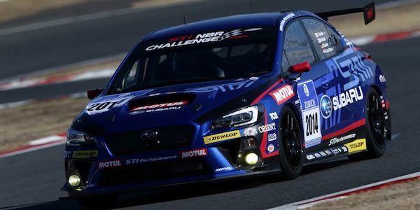 The 2015 WRX STI takes its motorsports pedigree to the road