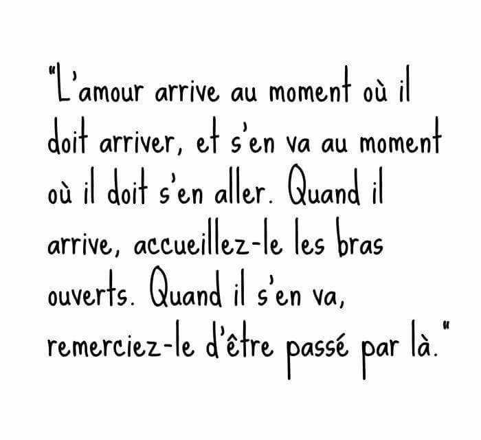 L'Amour..