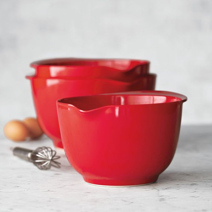 17 best images about kitchen org on pinterest mixing for Sur la table mixing bowls