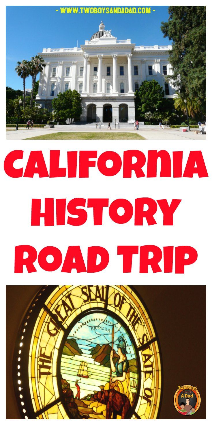 California History is an amazing and sad story all at once.  Read about my road trip to Northern California to explore California's History from the original California Indians to the Spanish Mission Era to the Gold Rush Era.