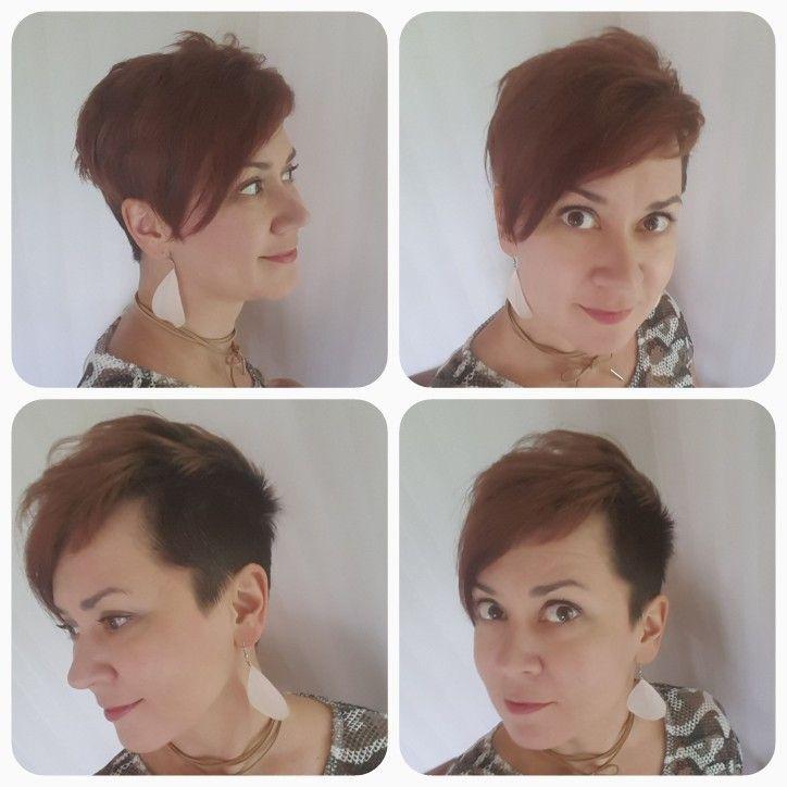 Uus tukka..kymmenien kerrosten vaalennus ja luximalla keltaisuutta pois