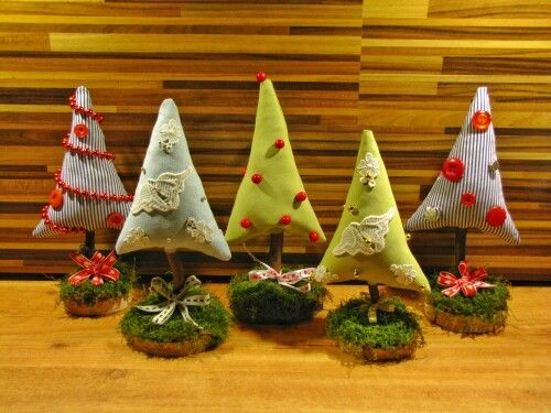 Rugged Christmas trees