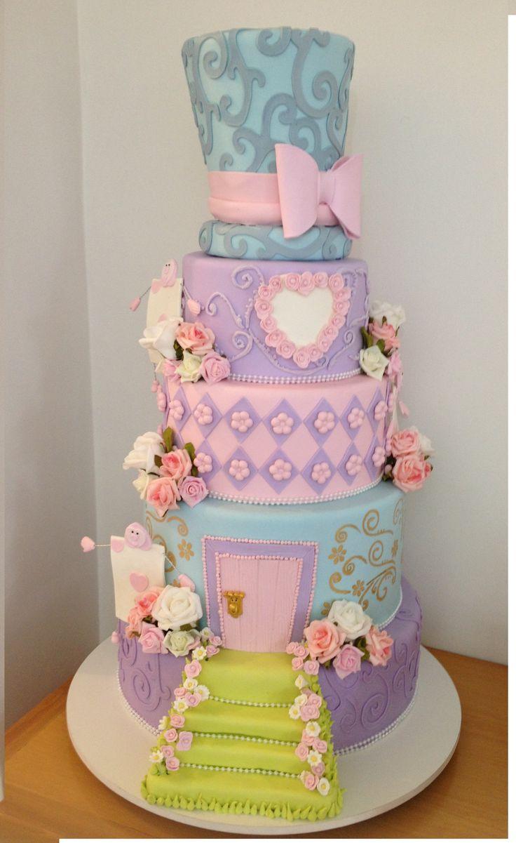 4933 best Cakes images on Pinterest | Amazing cakes, Decorating ...
