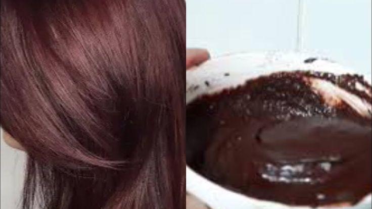 مواد من مطبخك لتغطية الشيب و صبغة طبيعية لشعرك بلون بني Youtube Hair Loss Treatment Hair Beauty Salon