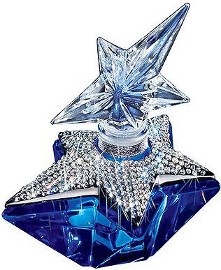 LOVE the bottle!!!! Thierry Mugler Angel La Part des Anges is a limited edition - only 4742 bottles were produced at a staggering price of US $1,730.00 a Bottle ..