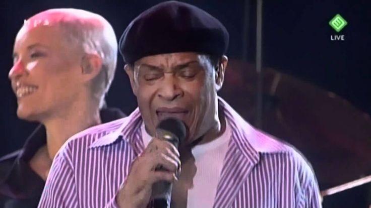 Al Jarreau - Since I fell for You  With Debbie Davis