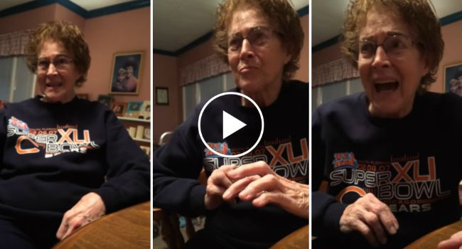 A Grandmother Reacts to Her Musician Grandson's Techno Warehouse Party Plans