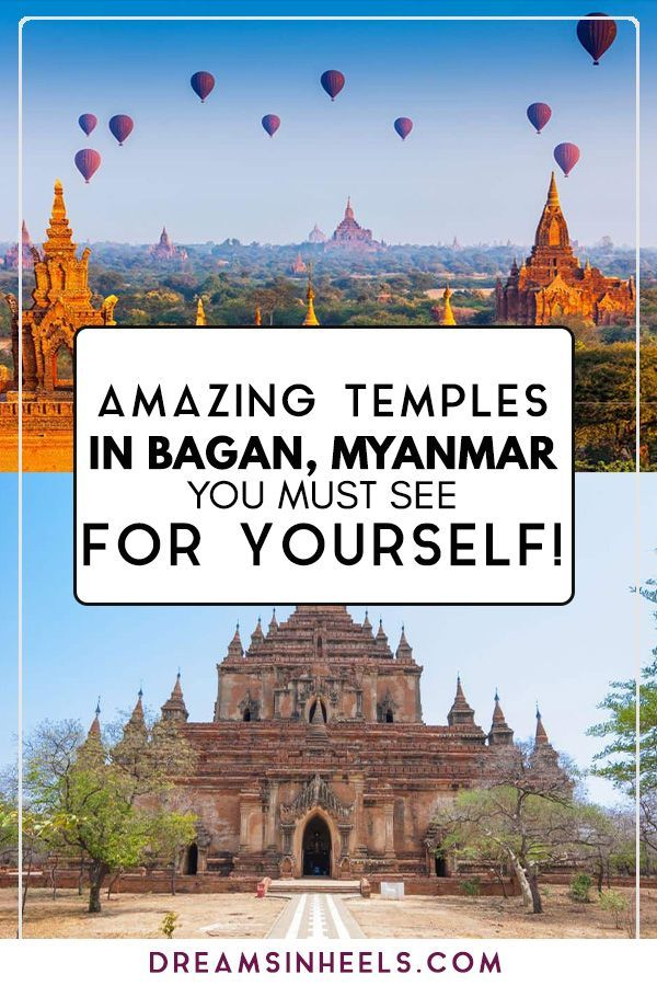 The Best Temples in Bagan in Two Days: Uncovering Myanmar's History