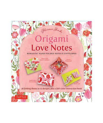 Romantic Christmas Gifts for a Husband   Origami Love Note