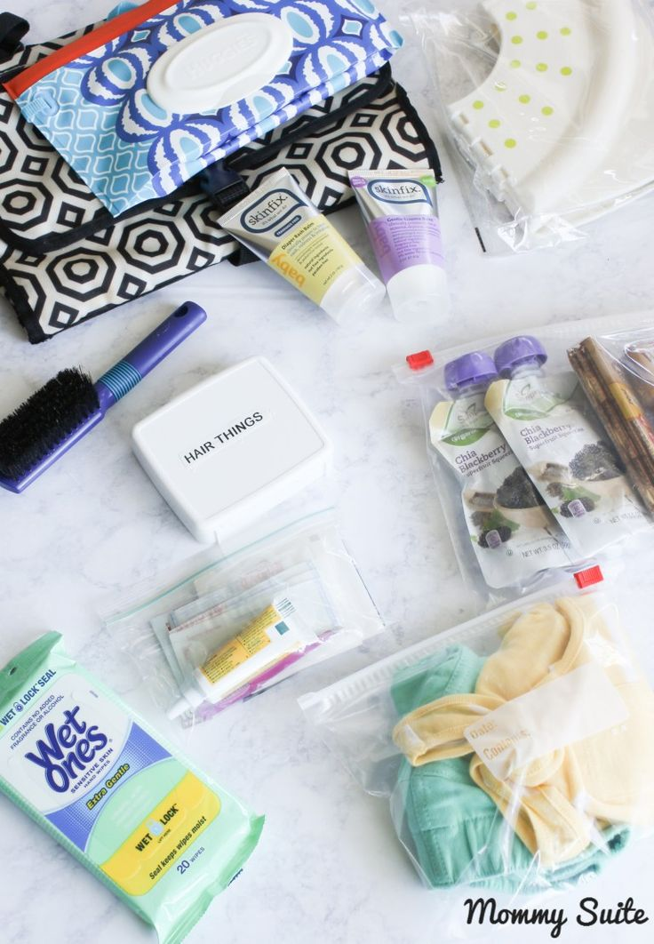 I love this list of diaper bag essentials. Perfect for toddlers!